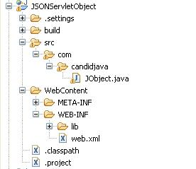 How to create JSON Object With Servlet | JSON Servlet Example
